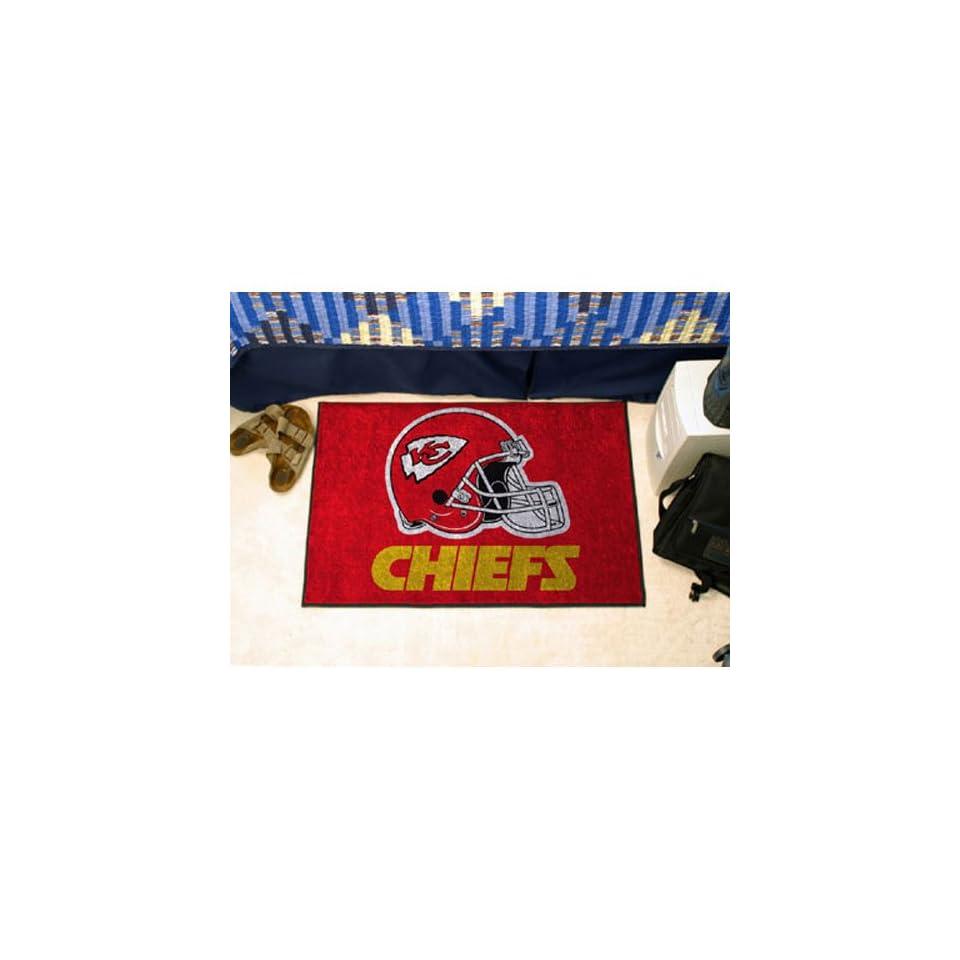 BSS   Kansas City Chiefs NFL Starter Floor Mat (20x30)