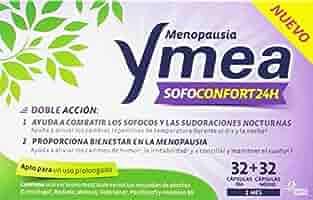 Ymea Menopausia Sofoconfort 24h cápsulas: Amazon.es: Salud y cuidado personal