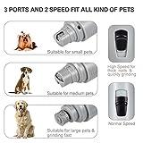 I-pure items Dog Nail Grinder, Electric Dog Nail