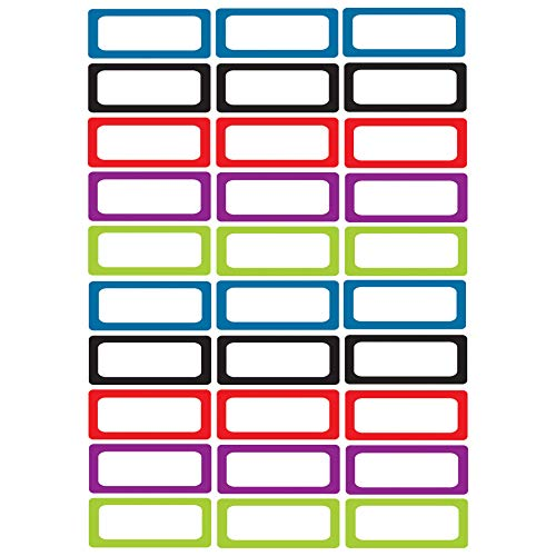 Ashley Productions Solid Magnetic Small Nameplates (Nameplate Erase Dry)