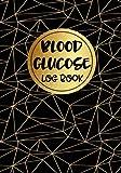 Blood Glucose Log Book: Diabetic Notebook Journal