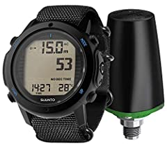 Suunto D6i Novo Zulu is the wrist dive computer of choice for those who take their diving seriously. Features like the tilt-compensated 3D compass and optional wireless air integration make it invaluable in situations where other people rely ...