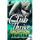 Club Thrive: Deception (The Club Thrive Series Book 4)
