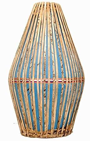 Fibre TambourVrindavan Mridang Bleu Bazaar L sQhrdtC