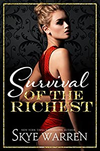 Survival Of The Richest by Skye Warren ebook deal