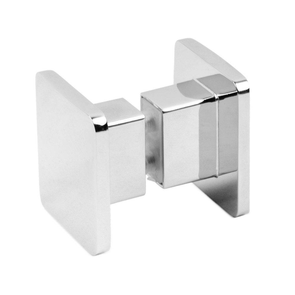 Pomello per la maniglia della porta, argento AquaDE GmbH