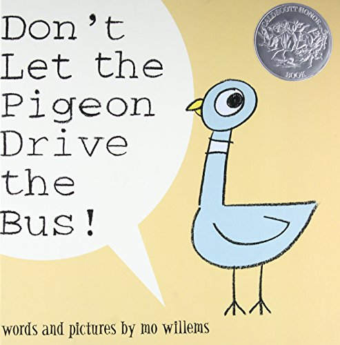 Book Cover: Don't Let the Pigeon Drive the Bus!