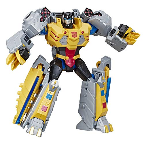 Transformers Toys Cyberverse Action Attackers Ultimate Class Grimlock Action Figure