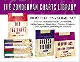 img - for The Zondervan Charts Library: Complete 17-Volume Set: Resources for Understanding the Old Testament, the New Testament, Church History, Theology, ... Apologetics, World Religions, and more! book / textbook / text book