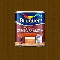 Esmalte efecto madera 750 ml. (Roble Claro)