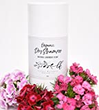 Organic Dry Shampoo (4 oz. Bottle! Twice the Size of Most!) Non-Aerosol, Vegan, Cruelty-Free, Non-Toxic, Eco-Friendly – (Light Lavender Scent)