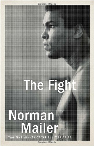 Book cover for The Fight
