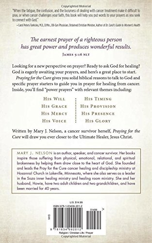 Praying for the Cure: A Powerful Prayer Guide for Comfort and