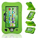 #4: LeapPad Ultimate Case, ACdream Leather Tablet Case for LeapPad ACdream Kids Learning Tablet(2017 release), (Green)