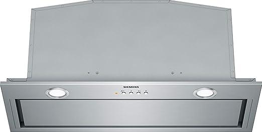 Siemens LB78574 - Campana (730 m³/h, Canalizado/Recirculación, C, A, D, 66 dB): Amazon.es: Hogar