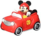 Fisher-Price Disney Mickey Mouse Clubhouse - 2-in-1 Hot Doggin' Hot Rod Vehicle & Figure