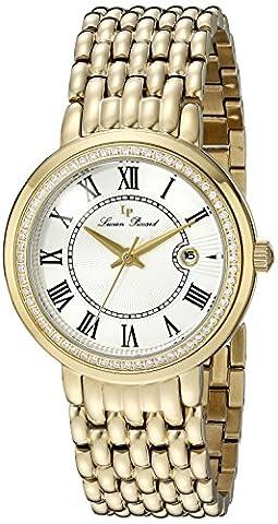 Lucien Piccard Women's LP-16540-YG-22S Fantasia Analog Display Japanese Quartz Gold Watch (Fantasy Wrist Watch)