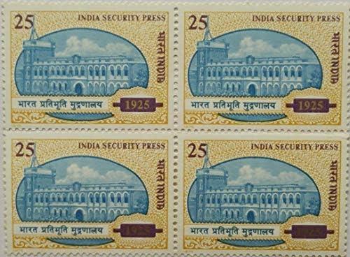 India Security Press Security Press Stamp Passports Visas