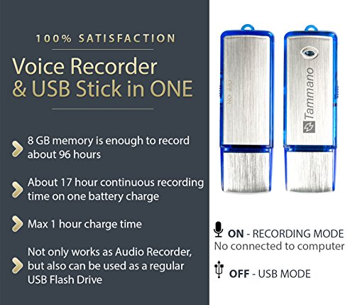 Review Best USB Voice Recorder