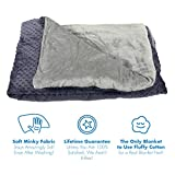 Harkla Weighted Blanket for Kids (7lbs) - Helps