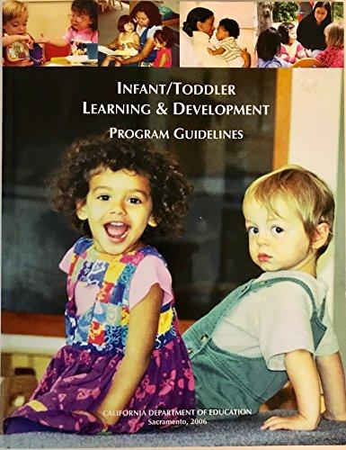 Infant Toddler Learning And Development Program Guidelines