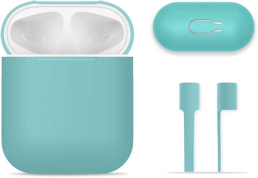 Airpods Case Schutz Frtma Silikon Skin Case Mit Sport Elektronik