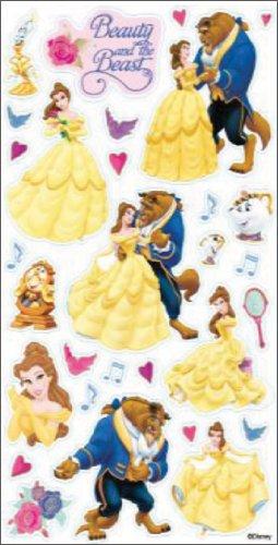 Disney Beauty and the Beast (Disney Belle Sticker)