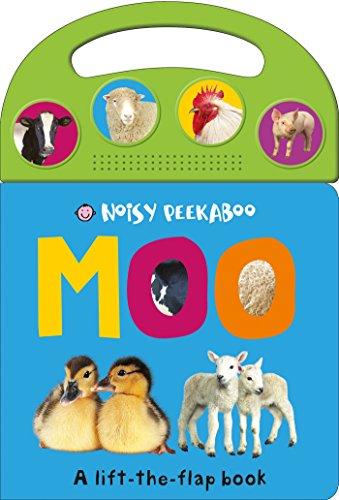 Noisy Peekaboo: Moo by Priddy Books