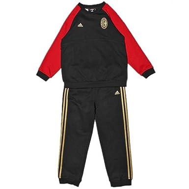 adidas Performance – Chándal/Jogging – ACM Milan Kid – negro Negro ...