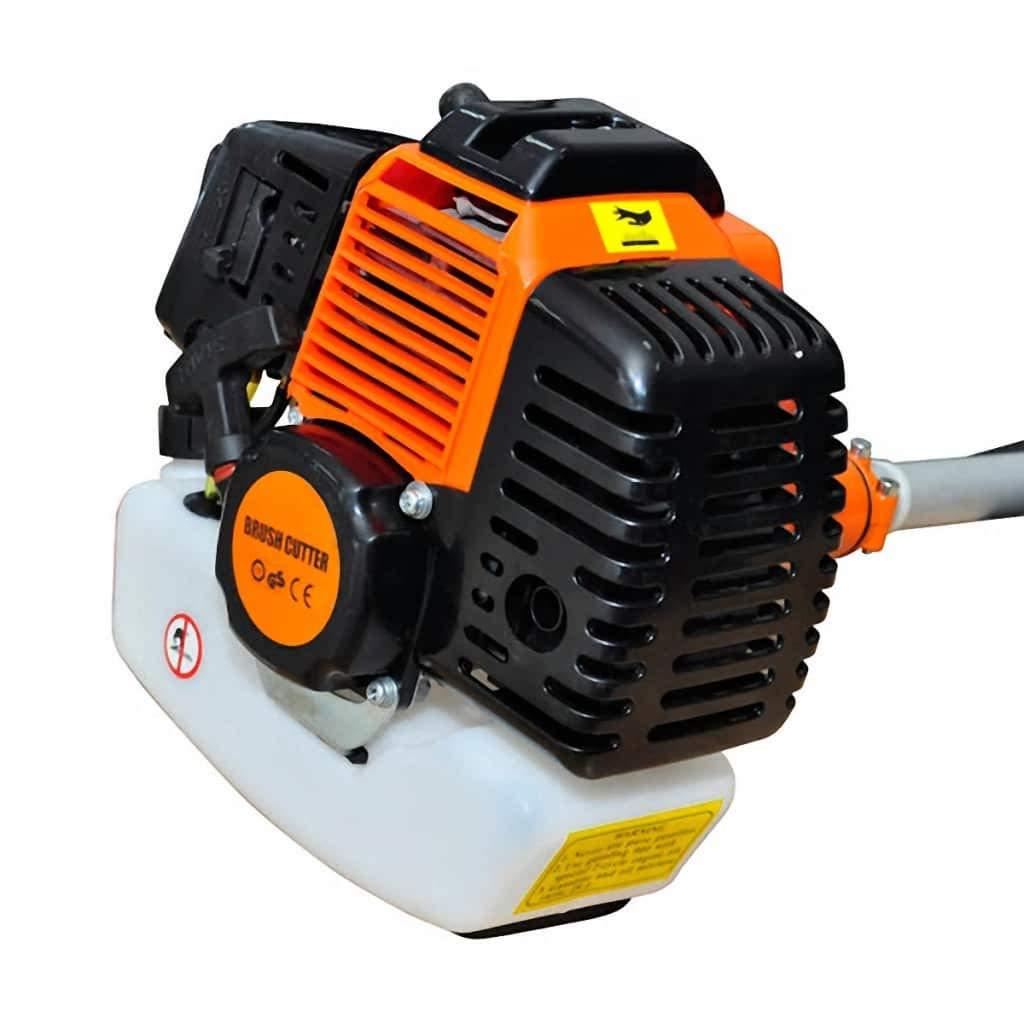 VidaXL 141003 2200W Gasolina Naranja cortabordes y desbrozadora ...