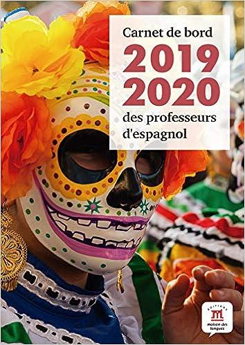 En savoir plus sur ce Carnet de bord 2019-2020 des professeurs d'espagnol