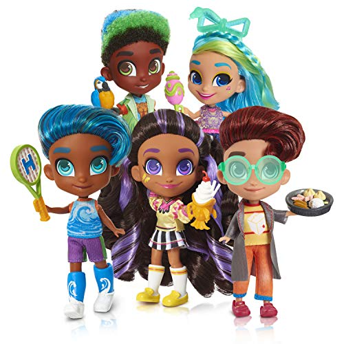 Hairdorables BFF Pack (hairDUDEables) Series 2?