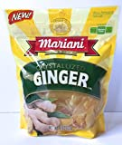 Mariani Crystallized Ginger 6 ounce Package