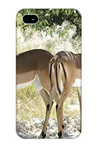 Case Provided For Iphone 4/4s Protector Case Animal Other Phone Cover With Appearance