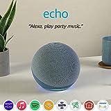 Echo (4th Gen)   With premium sound, smart home