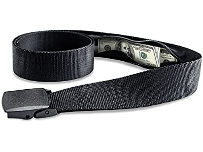 Travel Security Belt with