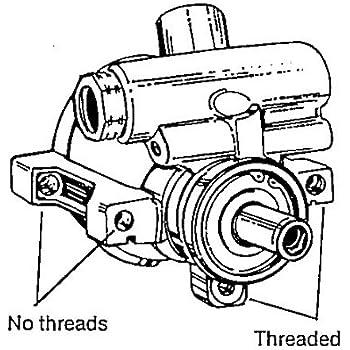 Amazon Com Arc 30 6322 Power Steering Pump Remanufactured Automotive