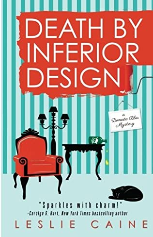 book cover of Death By Inferior Design