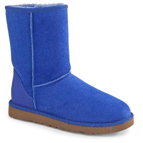 Periwin Boots Deep Classic Women's Sheepskin Short UGG BpwIYHqw
