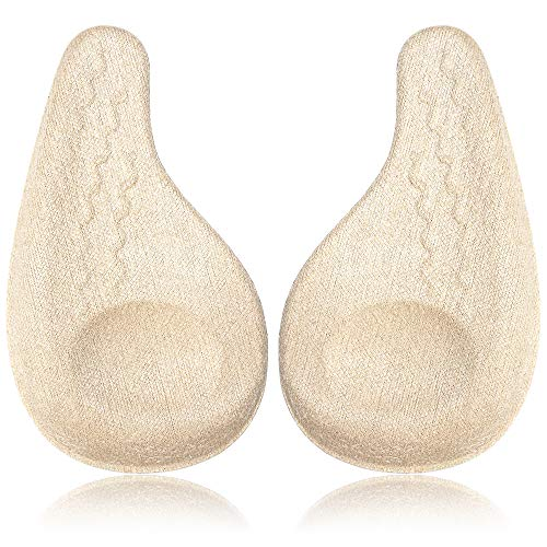 Dr. Shoesert Supination & Over-Pronation Inserts, Medial & Lateral Heel Insoles for Foot Alignment, Knee Pain, Bow Legs, Osteoarthritis - 2 Pairs (Medium - Women's 8-11.5|Men's 6-10.5)