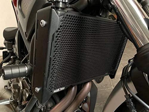 Xsr 700 Kühlerschutz Schützende Kühlergrillabdeckung Für Yamaha Xsr700 2016 Xsr700 Xtribute 2018 Schwarz Auto