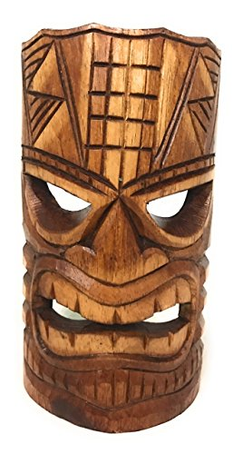 (Prosperity Tiki Mask 8