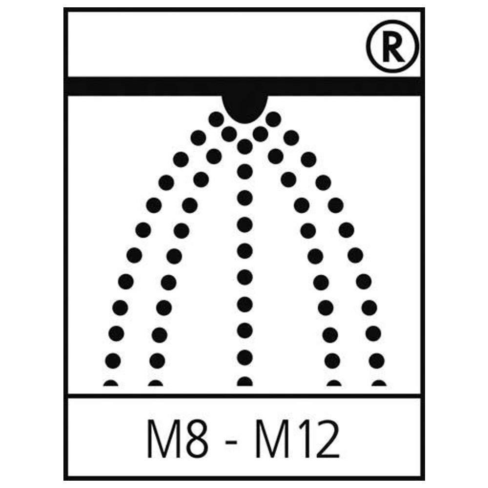 Art.-Nr 25 St/ück Stahlanker mit metrischem Innengewinde zum Befestigen von abgeh/ängten Decken Gel/ändern Porenbetonwand- und -deckenplatten 519024 Handl/äufen in  Porenbeton fischer FPX M12 I