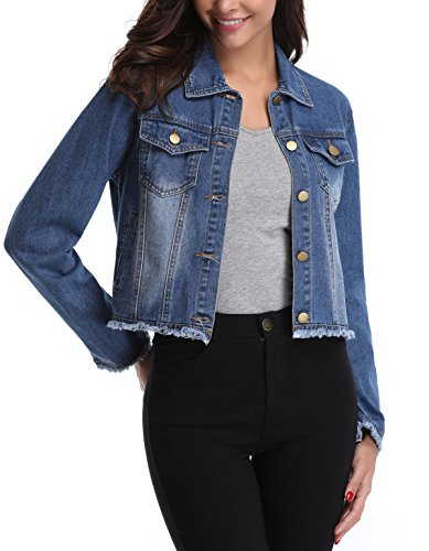 Giacca Blue Dark Miss Moly Donna pFTT1n5OW