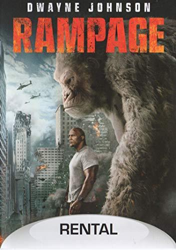 RAMPAGE DVD