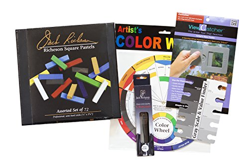 - Jeanne Rosier Smith JS002 Beginner Pastel Workshop kit