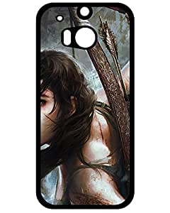 Premium Protective Hard Case For Tomb Raider Htc One M8 Phone case 1622628ZA931213613M8 Landon S. Wentworth's Shop