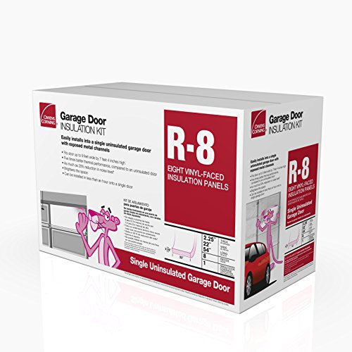 (Owens Corning 500824 Garage Door Insulation Kit)