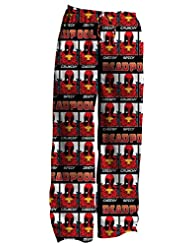 Marvel Deadpool Deadfood-2 Adult Pants