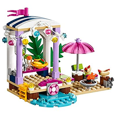 LEGO Friends Andrea's Speedboat Transporter 41316 Building Kit (309 Piece): Toys & Games